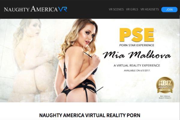 Naughty America VRに入会した感想、評価とレビュー