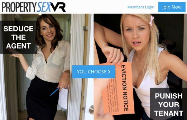 Property Sex VRはおすすめの洋物ポルノ海外VR動画サイトか? レビュー・評価