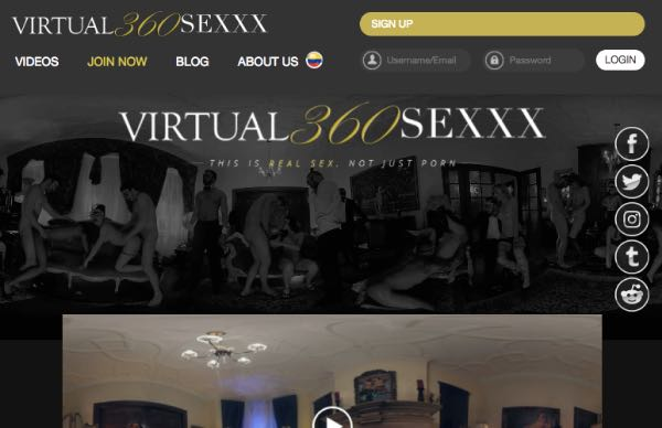 VIRTUAL360SEXXXはおすすめの海外洋物ポルノVR動画サイトなのか?
