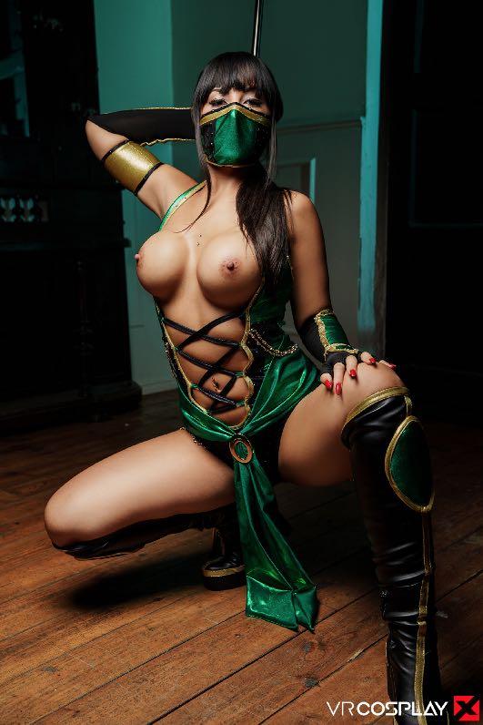 モータルコンバット (Mortal Kombat) のキタナとコスプレセックスを体験したいならこれ!