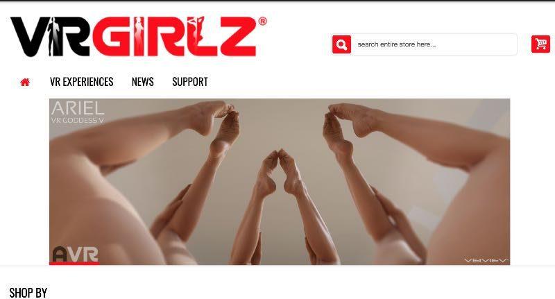 海外洋物無修正VR動画サイトVR Girlzのレビュー